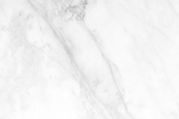 White Grunge Marble Background.