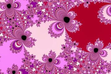 lacy fractal, ornament lace
