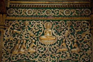 Suwannaphumaham national museum Luang Prabang