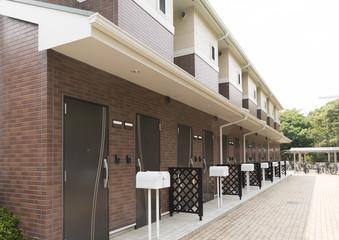 2階立て 賃貸アパート イメージ