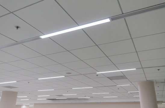 Ceiling hall