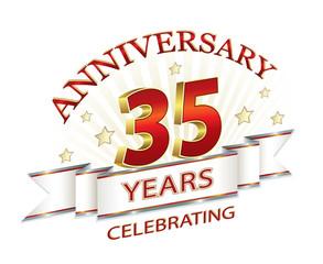 Happy birthday 35 years