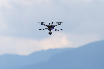Copter - Hexacopter - Drohne