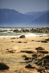 Amazing beach sited in Sardinia