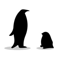 Penguin symbol family loyalty