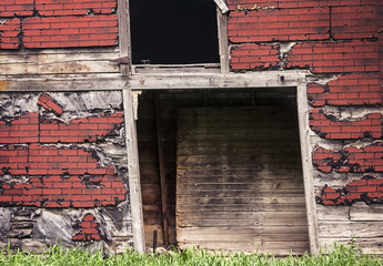Forgotten - Barn Door