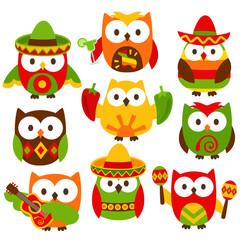 Conco De Mayo Owls