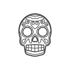 Aztec Skull icon