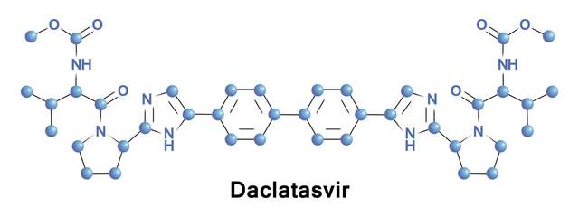 Daclatasvir medication HCV