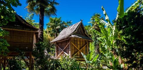 Maison Laotienne.