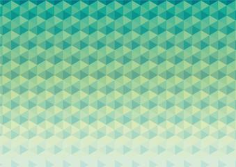 緑色の水の幾何学模様|Abstract green water backgorund