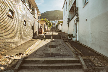 Streets of Kalk Bay