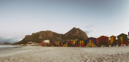 Cape Town Huts