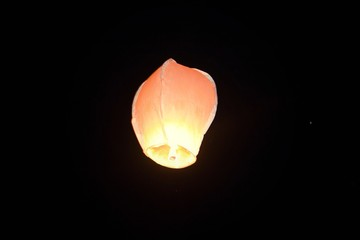 Wish Balloons, Flying Lantern