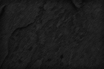 black stone background texture. Blank for design