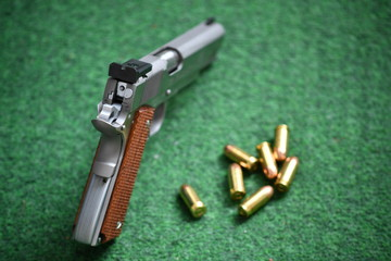 Revolver & Ziele