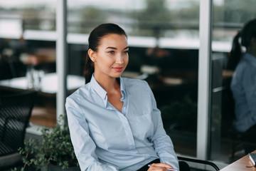 Busines woman portrait