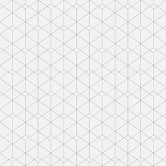 Vector triangles pattern