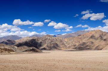 High mountain desert, Ladakh, India