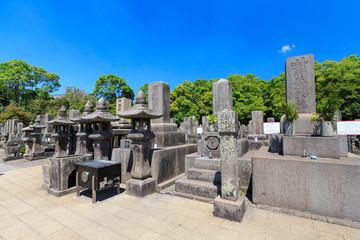 西郷隆盛の墓 -南洲墓地-