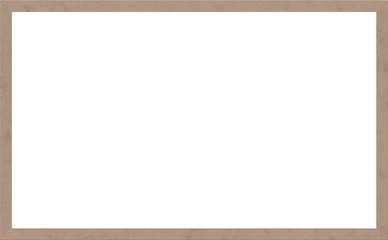 Light Brown Weathered Wood Photo Painting Picture Frame