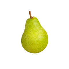 pear in the vector