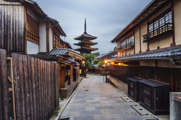 View of Kiyomizu Pagoda