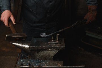 At Blacksmith