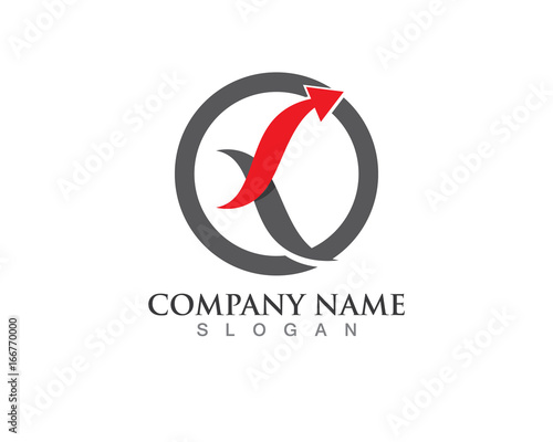 K Letter Logo Template And Symbol