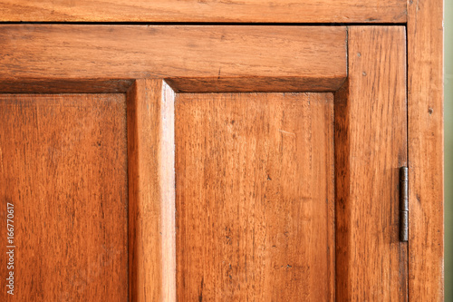 Detail Of Antique Wooden Cabinet Doors Carpentry Workdetails