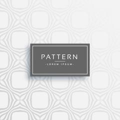 stylish gray line vector pattern design