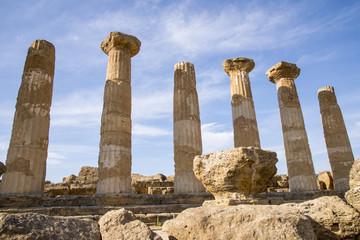 Ercole temple - Agrigento - Sicily