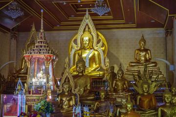 タイ バンコク, 第3級王室寺院 , Wat Soi Thong : チャオプラヤー川・ワット・ソイ・トン