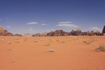 Exploring Wadi Rum Jordan