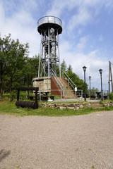Aussichtsturm Kohlhaukuppe  Osterzgebirge