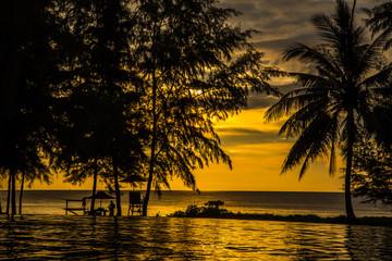 Sunset Thailand Phuket