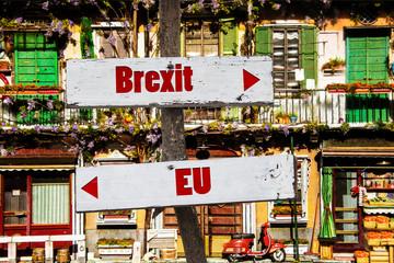 Schild 217 - Brexit