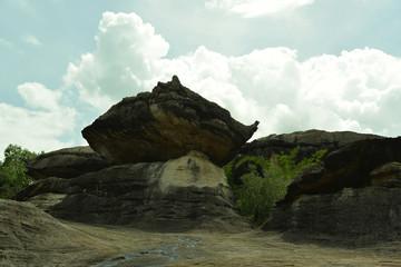 """Nationalpark """"Phu Pha Toep"""" Thailand"""