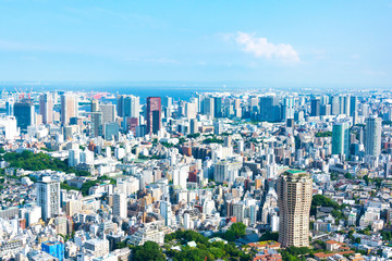 都市景観 東京