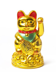 Fortune chinese cat