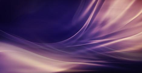 shining purple smooth lines