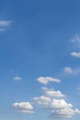 夏空 入道雲 背景用