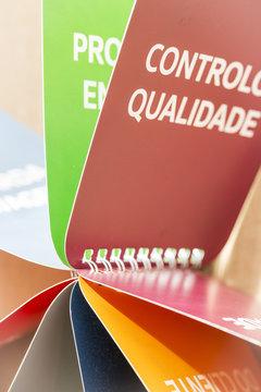 Controlo de Qualidade - Quality Control