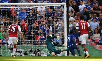 Chelsea vs Arsenal - FA Community Shield