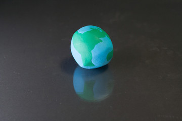 Earth World    Plasticine