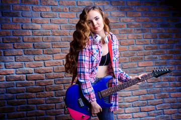 modern rock girl