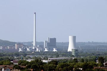 Fabrik und Industrie