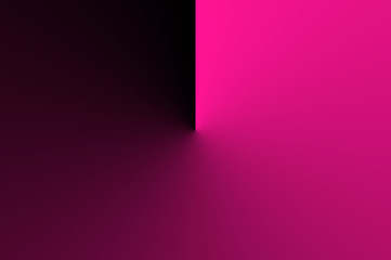 Pink abstract background with space for text or image