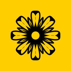 Orchid Solid Logo Design