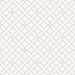 Delicate geometric pattern